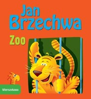 okładka Wierszykowo Zoo, Książka | Jan Brzechwa