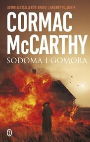 okładka Sodoma i Gomora, Książka | Cormac McCarthy