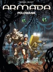 okładka Armada Polowanie Tom 15, Książka | Jean David Morvan