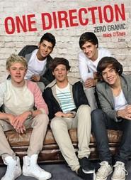okładka One Direction Zero granic, Książka | OShea Mick