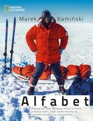 okładka Alfabet, Książka   Marek Kamiński