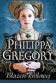 okładka Błazen królowej, Książka | Philippa  Gregory
