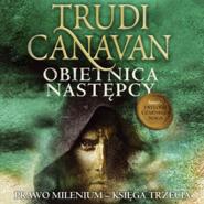 okładka Obietnica Następcy, Audiobook | Trudi  Canavan