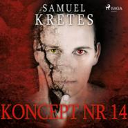 okładka Koncept nr 14, Audiobook | Kretes Samuel