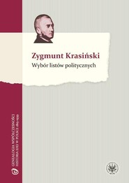 okładka Wybór listów politycznych, Książka | Zygmunt Krasiński