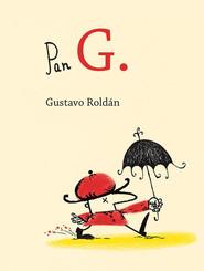 okładka Pan G., Książka | Roldan Gustavo