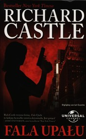 okładka Fala upału, Książka | Richard Castle