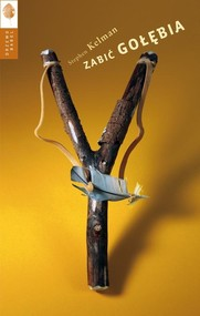 okładka Zabić gołębia, Książka | Stephen Kelman