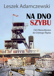 okładka Na dno szybu Od Oberschlesien do Górnego Śląska, Książka | Adamczewski Leszek