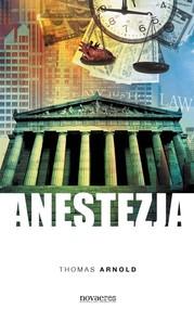 okładka Anestezja, Książka | Thomas Arnold