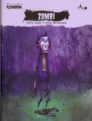 okładka Zombi, Książka | Enric Lluch, Oriol Hernandez