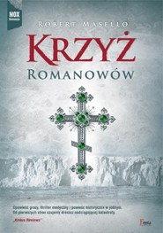 okładka Krzyż Romanowów, Książka | Masello Robert