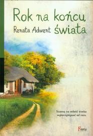 okładka Rok na końcu świata, Książka | Renata Adwent