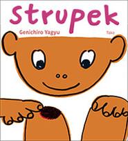 okładka Strupek, Książka |