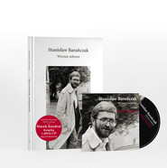 okładka Wiersze zebrane + CD, Książka | Stanisław Barańczak