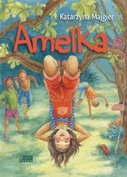 okładka Amelka, Książka | Katarzyna Majgier