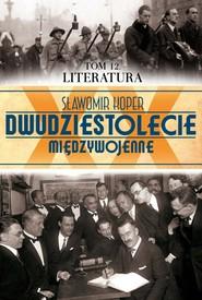 okładka Literatura, Książka   Sławomir Koper