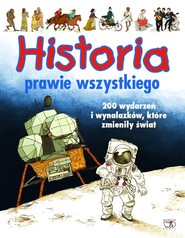 okładka Historia prawie wszystkiego, Książka | MacLeod Elizabeth