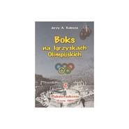 okładka Boks na Igrzyskach Olimpilskich 2 Piękno sukcesu, Książka | Kulesza Jerzy