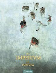 okładka Za imperium III Fortuna, Książka |
