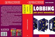 okładka Lobbing jako proces komunikacji, Książka | Antoni Benedikt