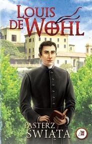 okładka Pasterz świata, Książka   Wohl Louis