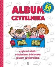 okładka Album czytelnika, Książka |