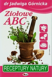 okładka Ziołowe ABC, Książka   Jadwiga  Górnicka