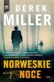 okładka Norweskie noce, Książka | Derek B. Miller