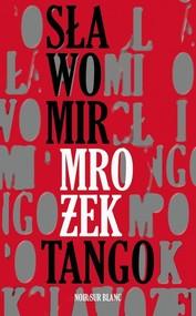 okładka Tango, Książka   Sławomir Mrożek