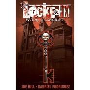 okładka Locke & Key 1 Witamy w Lovecraft, Książka   Joe Hill, Gabriel Rodriguez