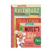 okładka NIEkalendarz, Książka | Paweł Pawlak