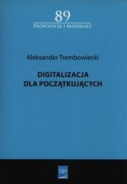 okładka Digitalizacja dla początkujących, Książka  