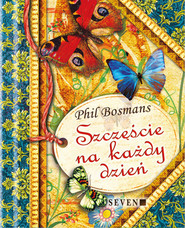okładka Szczęście na każdy dzień, Książka | Bosmans Phil