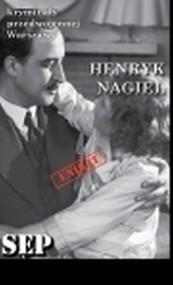 okładka Sęp Kryminały przedwojennej Warszawy, Książka | Henryk Nagiel