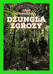 okładka Dżungla zgrozy, Książka | Białoskórski Józef