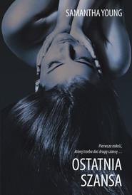 okładka Ostatnia szansa, Książka | Young Samatha