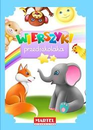 okładka Wierszyki przedszkolaka, Książka |