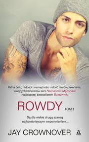 okładka Rowdy Tom 1, Książka | Jay CROWNOVER