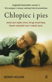 okładka Chłopiec i pies, Książka | Wendy  Holden