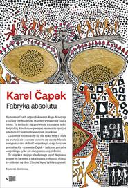okładka Fabryka absolutu, Książka | Karel Čapek