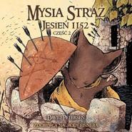 okładka Mysia Straż 2 Jesień 1152 Część 2, Książka   Petersen David