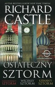 okładka Ostateczny Sztorm, Książka | Richard Castle