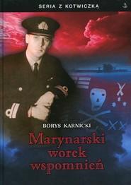 okładka Marynarski worek wspomnień, Książka | Karnicki Borys