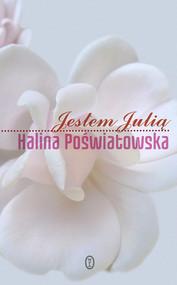 okładka Jestem Julią, Książka | Poświatowska Halina
