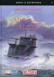 okładka Ali Cremer, U-333, Książka   Brustat-Naval Fritz