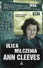 okładka Ulica milczenia Tom 2, Książka   Ann Cleeves