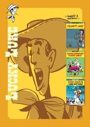 okładka Lucky Luke: Calamity Jane; Siedem opowieści o Lucky Luke'u; Sznur wisielca i inne historie Tom 7, Książka | René Goscinny