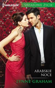 okładka Arabskie noce, Książka | Lynne Graham