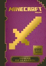 okładka Minecraft Poradnik dla wojowników, Książka  